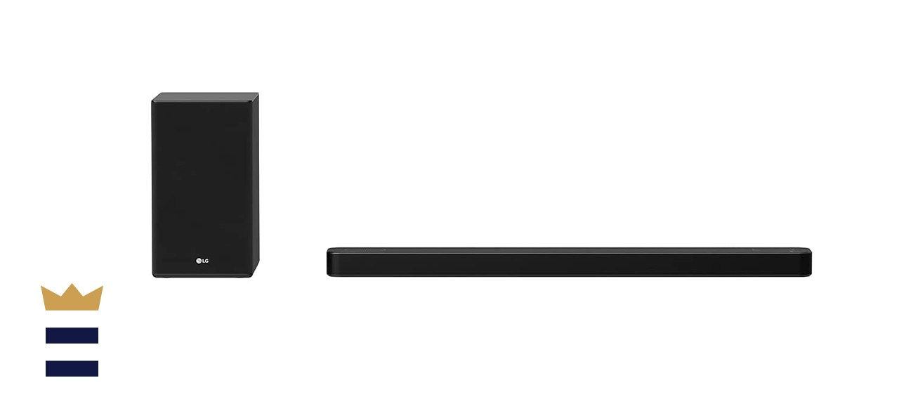 LG SP8YA 3.1.2CH Sound Bar and Subwoofer with Dolby Atmo