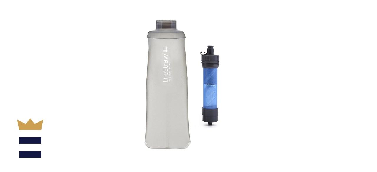 LifeStraw Flex Multi-Function Water Filter System