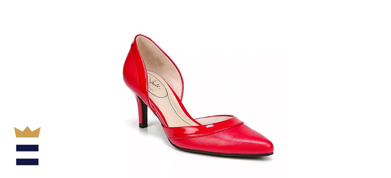 LifeStride Saldana Women's D'Orsay Heel
