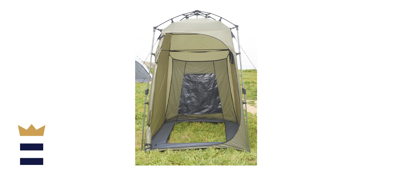 Lightspeed Outdoors Xtra Wide Quick Set Up Privacy Tent