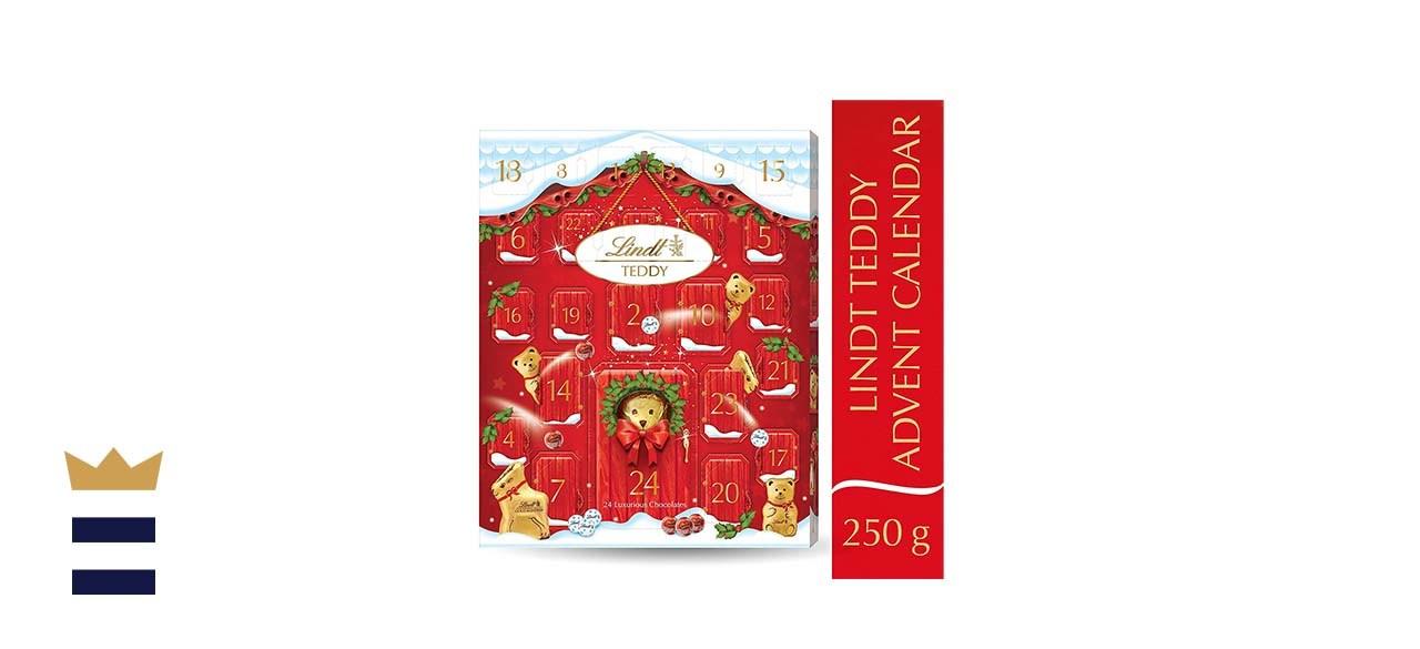 Lindt Teddy Bear Advent Calendar