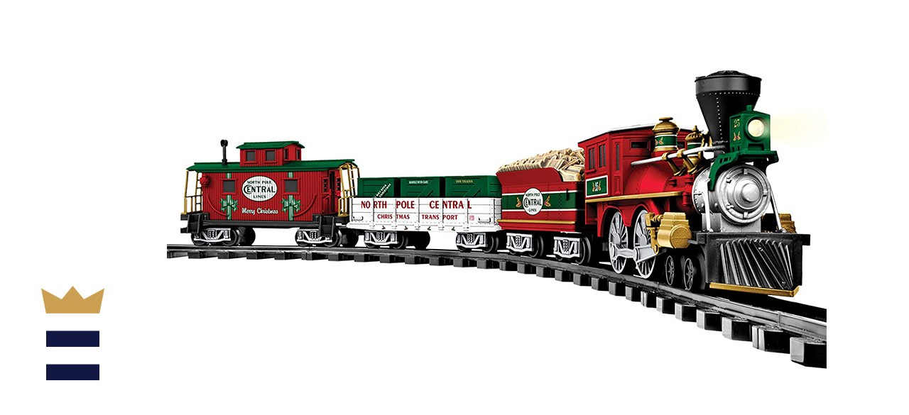 Lionel North Pole Central Freight Set
