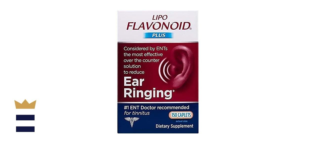 Lipo-Flavonoid Plus Ear Health Supplement