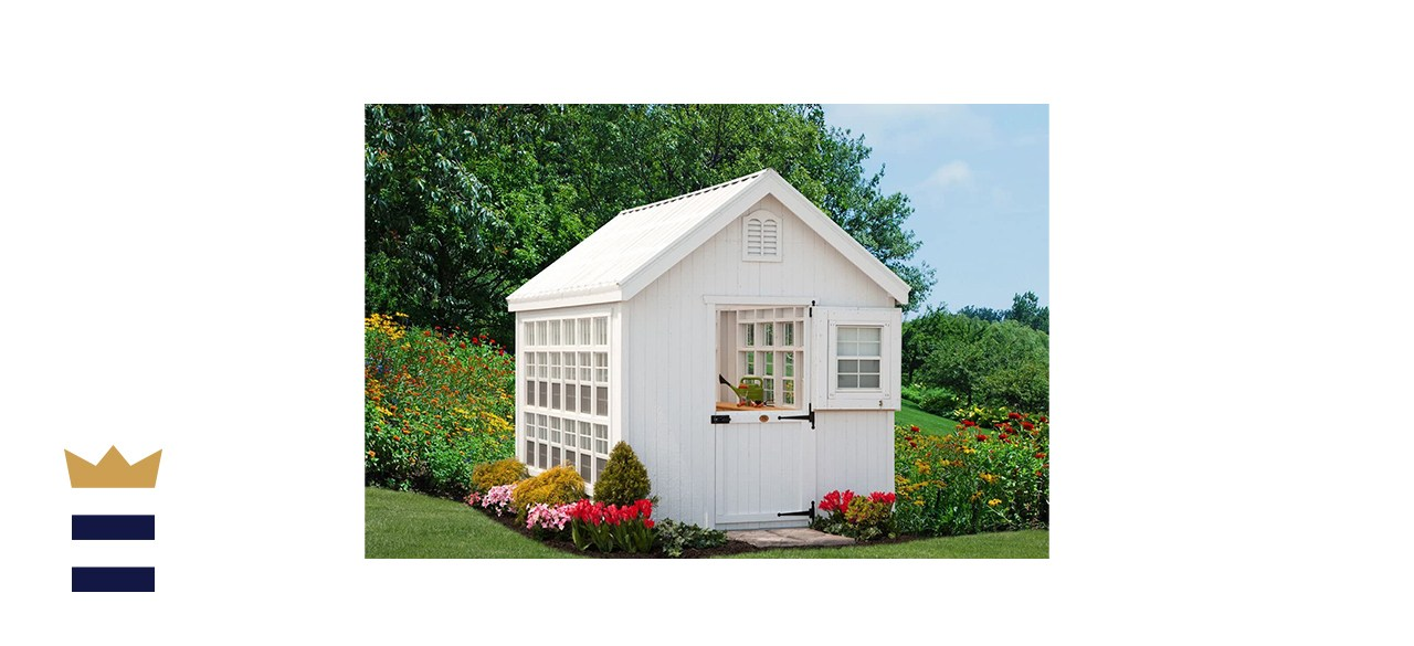 Little Cottage Company Colonial Gable Greenhouse