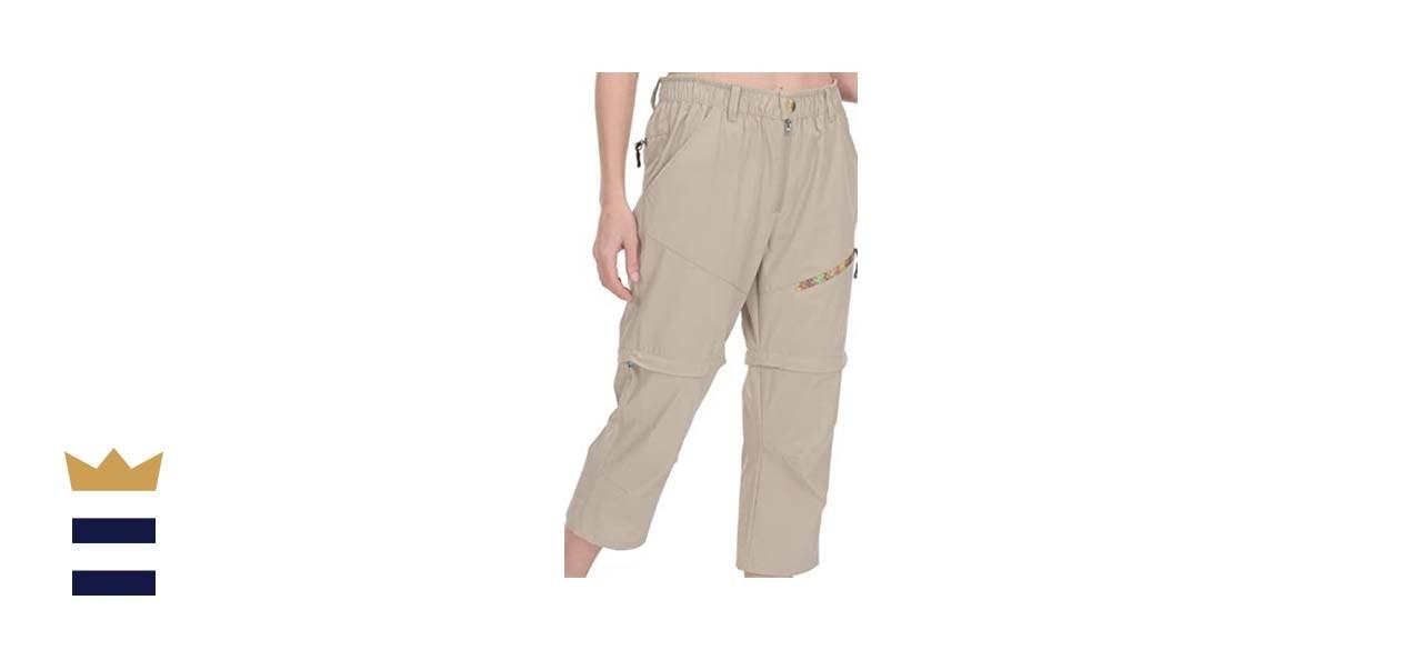 Little Donkey Andy Women's Convertible Hiking Pants