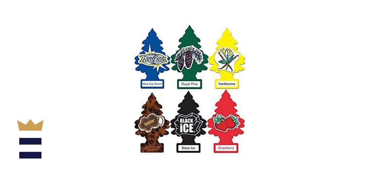 Little Trees Assorted Air Freshener Classic Scents