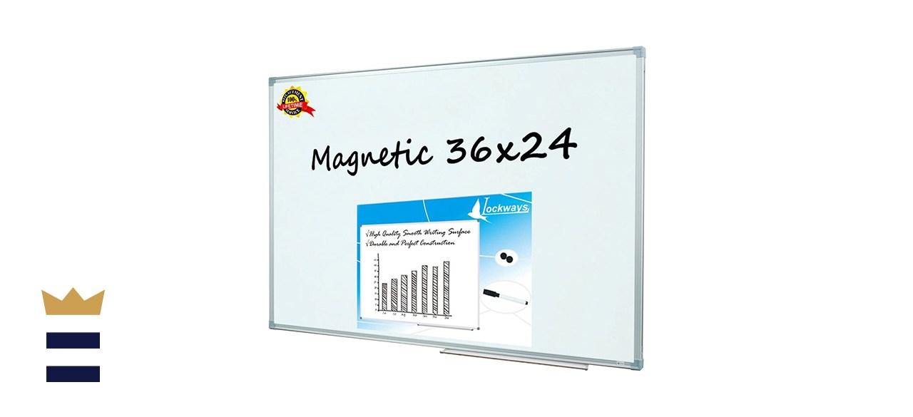 Lockaways Magnetic Dry Erase Board