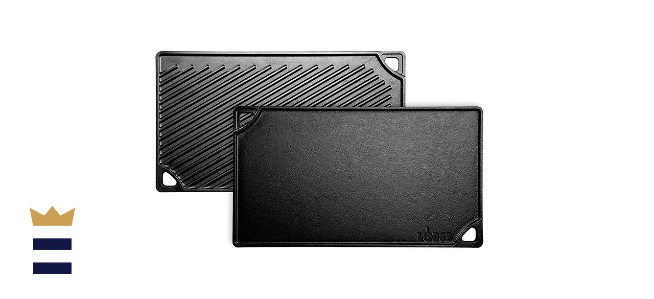 Lodge LDP3 Reversible Grill Griddle