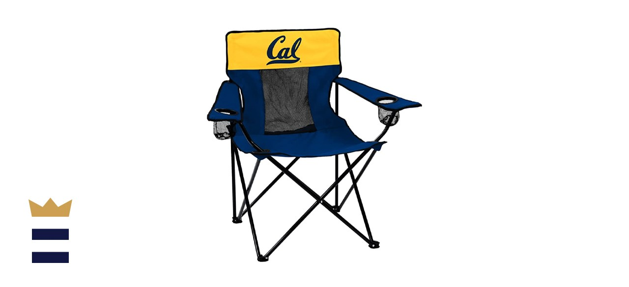 Logo Brands Officially Licensed NCAA Unisex Elite Chair