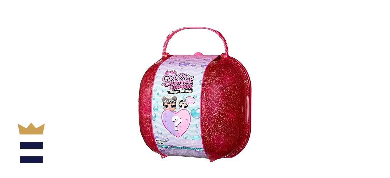 LOL Surprise Color Change Bubbly Surprise Pink