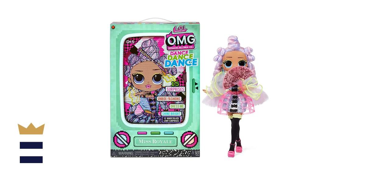 LOL Surprise! OMG Dance Dance Dance Miss Royale Fashion Doll