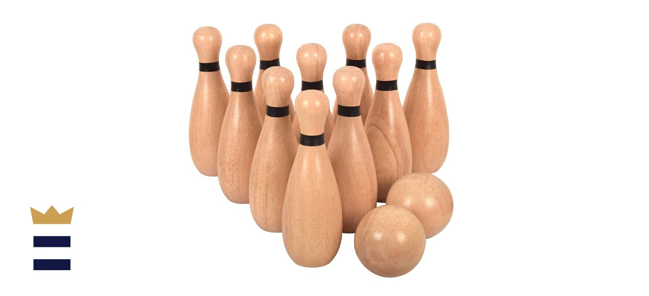 Long Game Outdoor Bowling