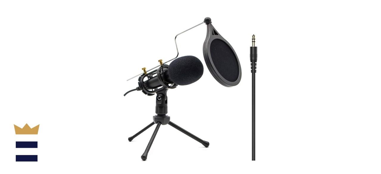 Looyuan Condenser Recording Microphone