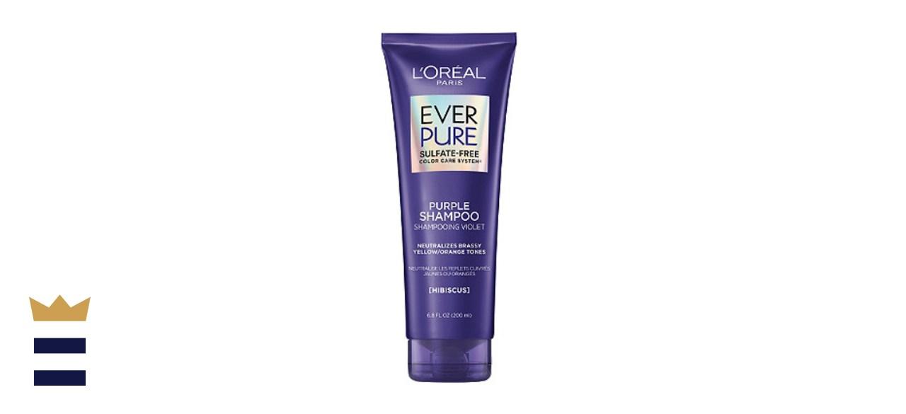 L'Oréal EverPure Sulphate-Free Purple Shampoo