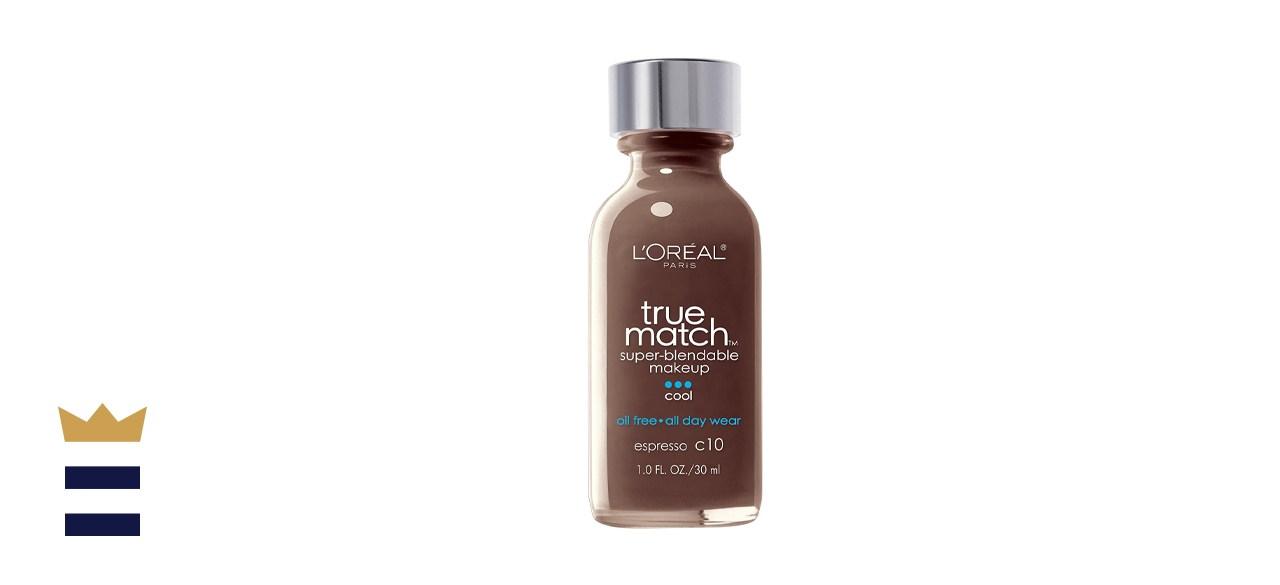 L'Oréal Paris True Match Super-Blendable Liquid Foundation