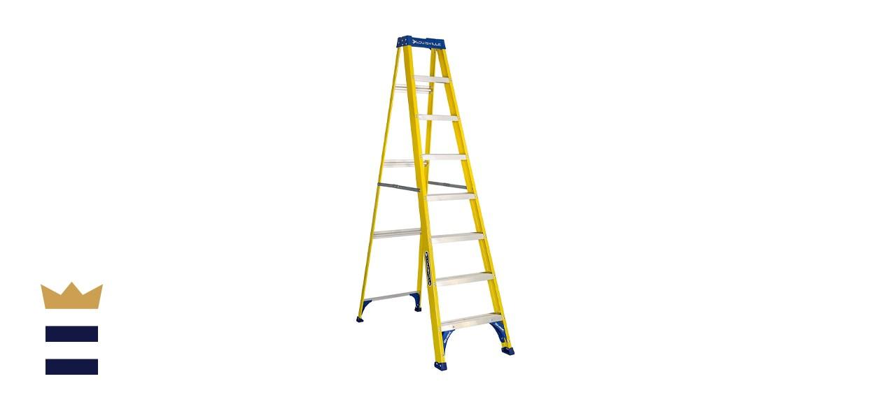 Louisville 8-ft Step Ladder