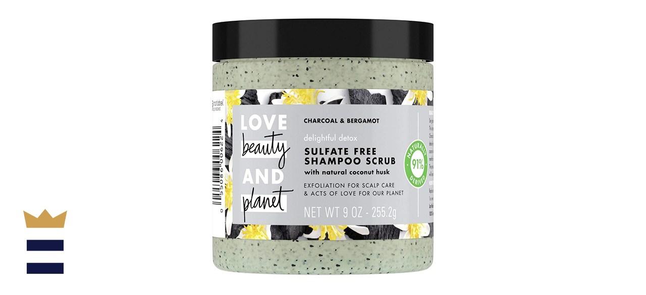 Love Beauty and Planet Delightful Detox Shampoo Scrub