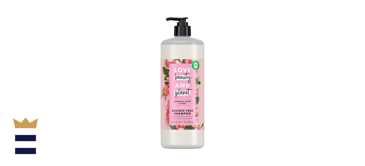 Love Beauty and Planet Blooming Color Shampoo for Colored Hair