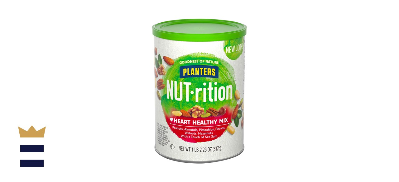 NUTrition Heart Healthy Snack Nut Mix