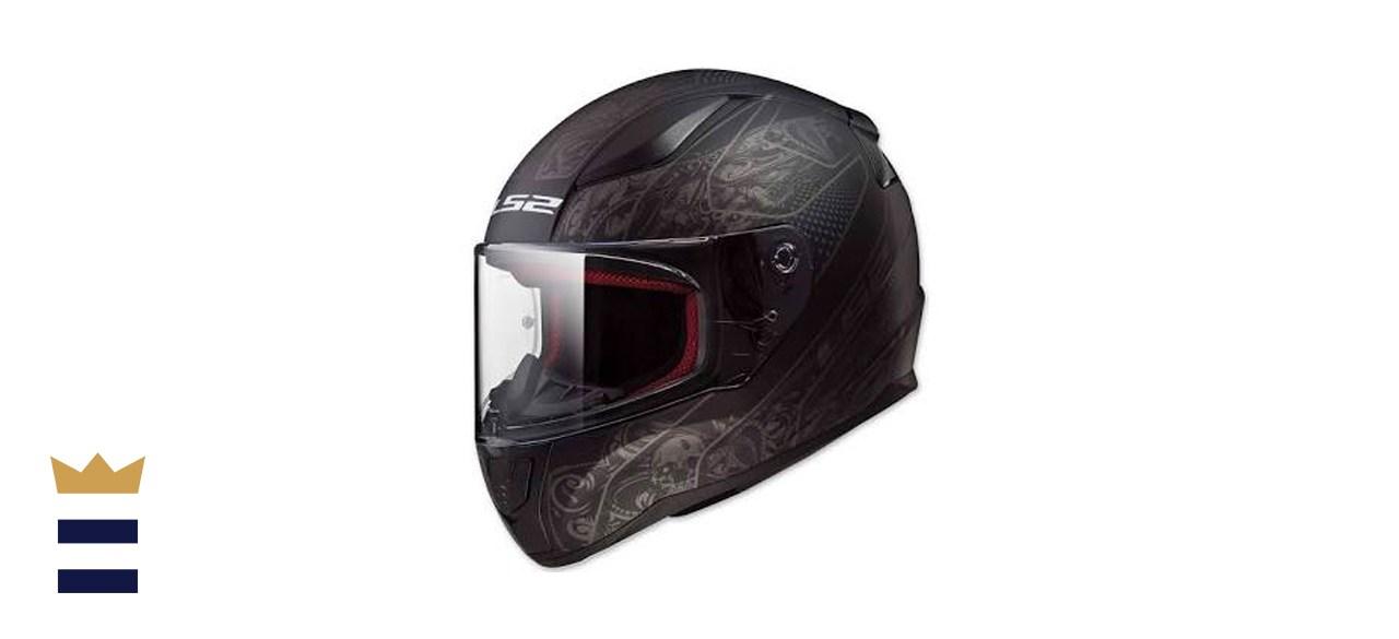 LS2 Helmets Full Face Rapid Street Helmet