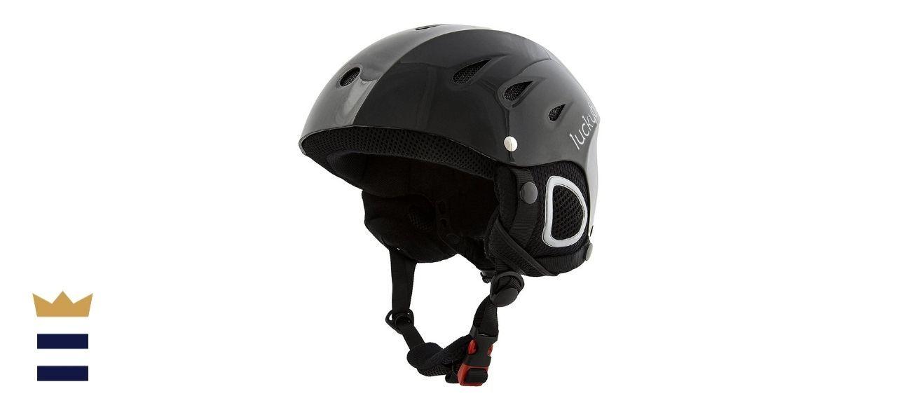 Lucky Bums' Adult Snow Ski Helmet