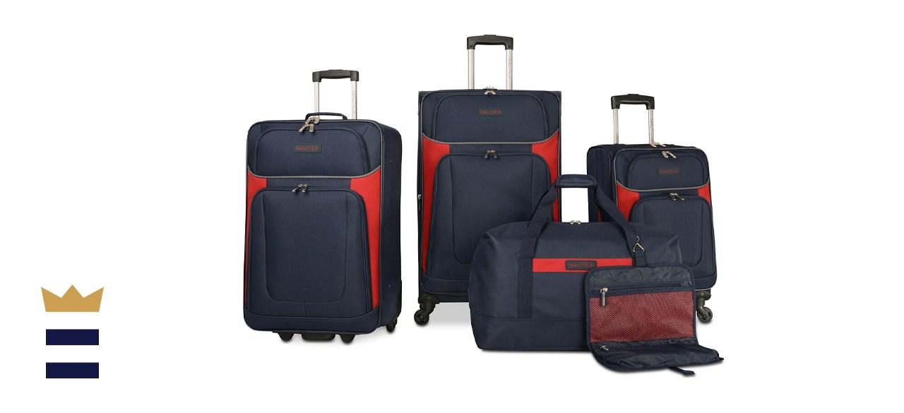 Nautica Oceanview 5-Pc. Luggage Set