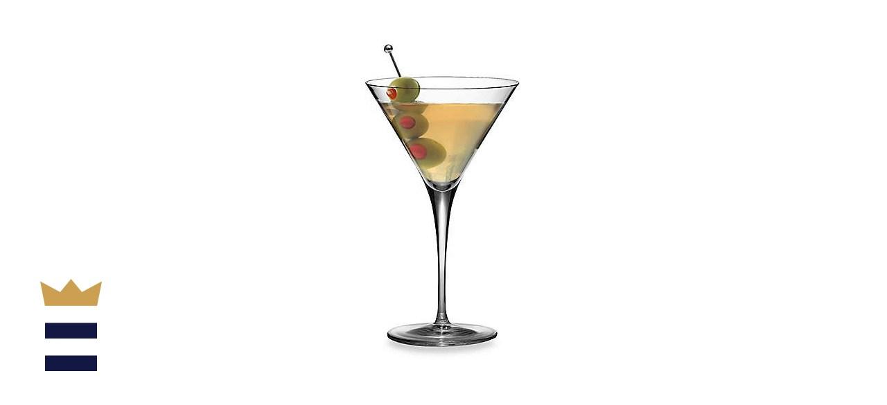 Luigi Bormioli Crescendo Martini Glasses