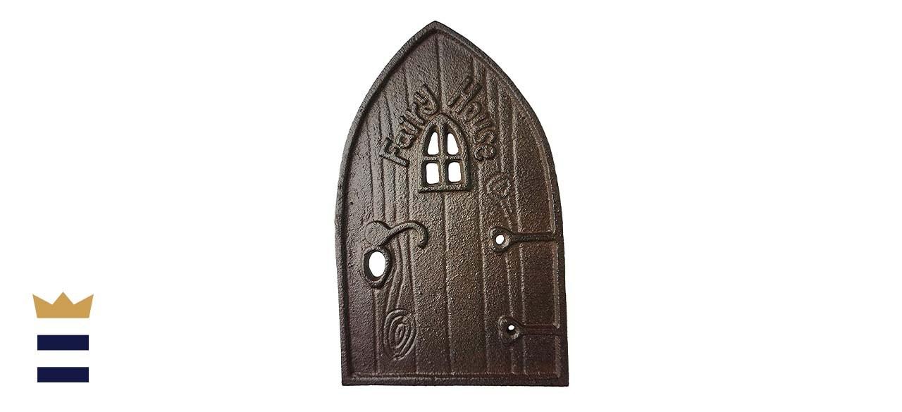 Lulu Decor Cast Iron Miniature Fairy Door