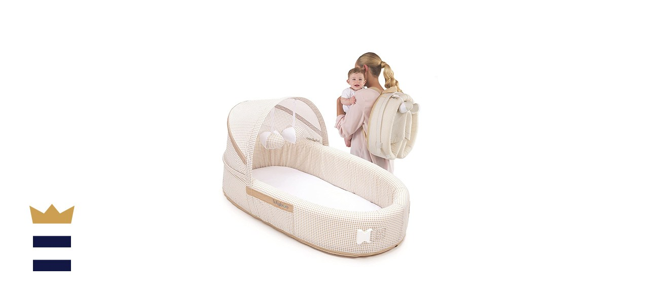 LulyBoo To-Go Travel Bed