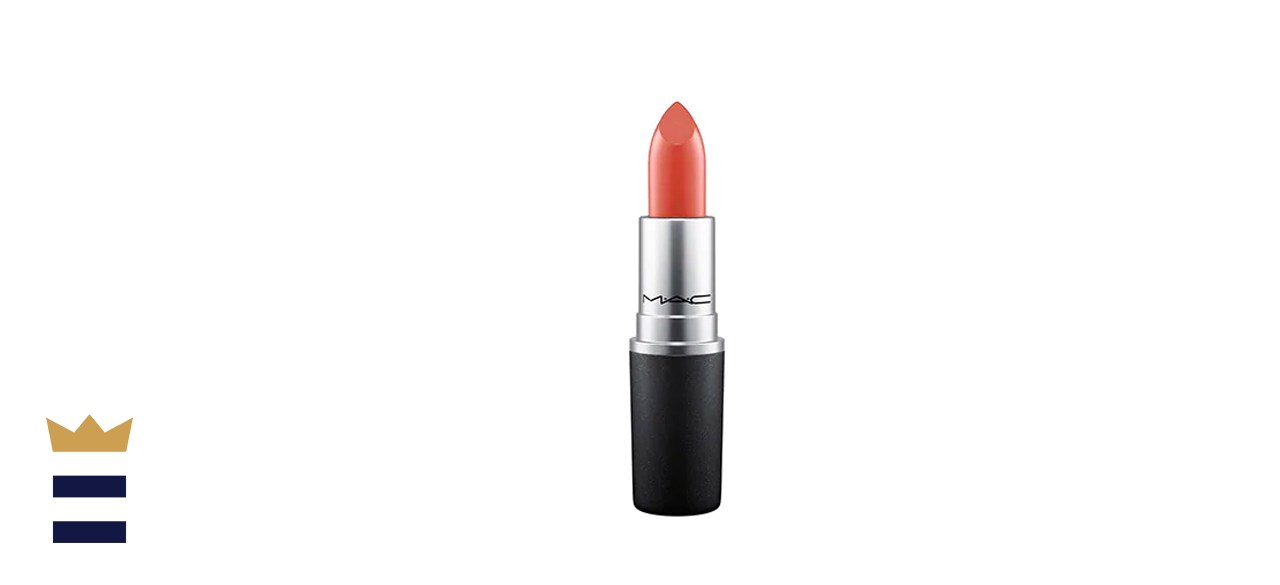 MAC Lipstick Satin Finish in Morange