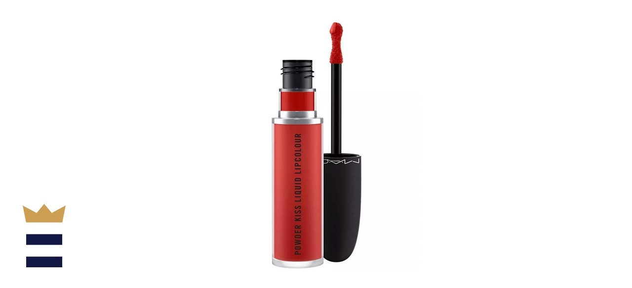 MAC Powder Kiss Liquid Lip Color