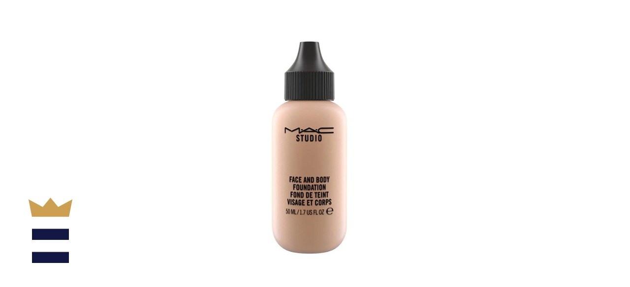MAC Studio's Face and Body Foundation