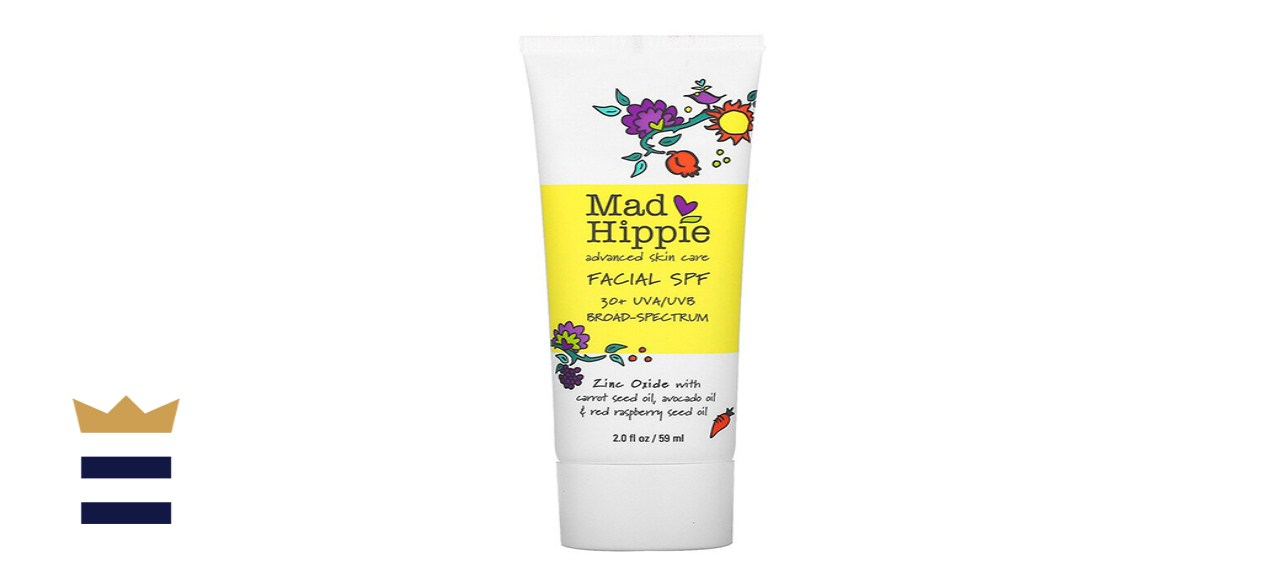 Mad Hippie Skin Care Products, Facial SPF, 30+ UVA/UVB Broad-Spectrum Sunscreen