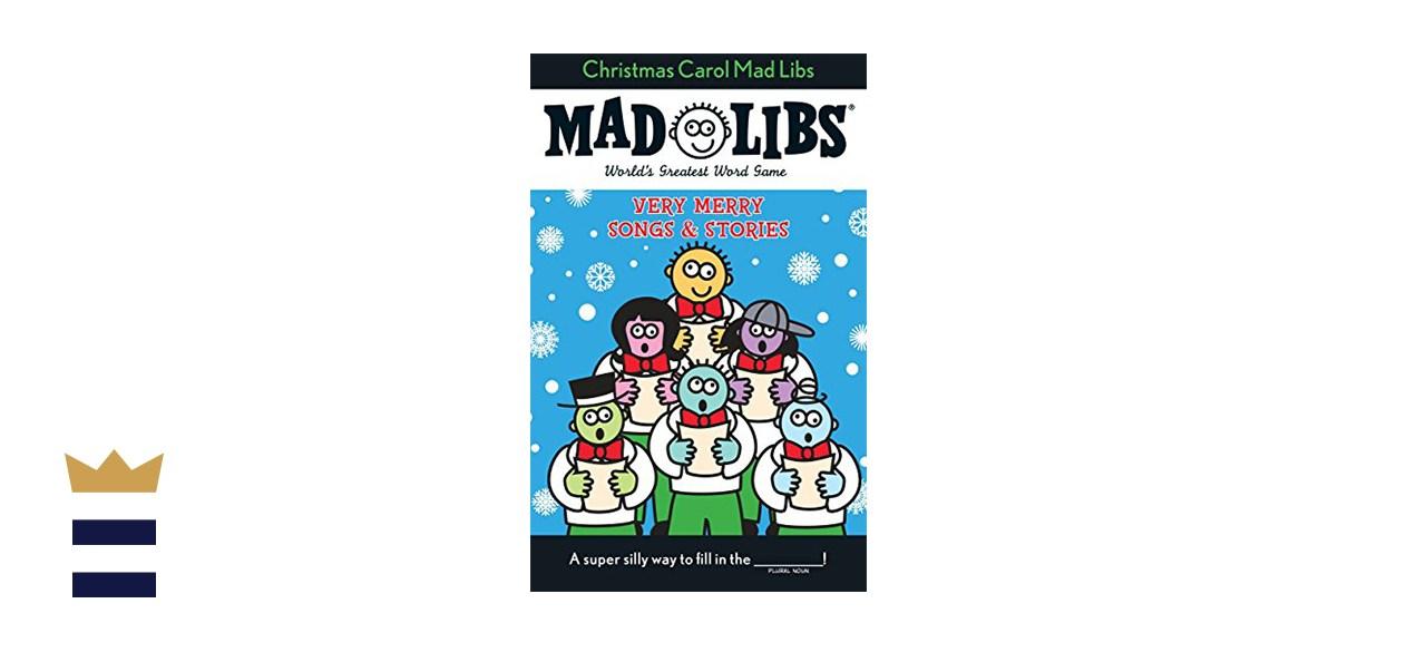 Mad Libs Christmas Carol Mad Libs