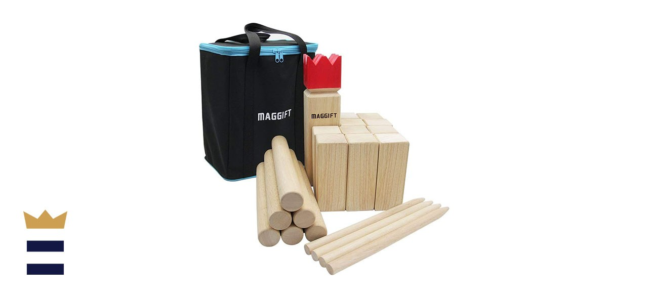 MAGGIFT Kubb Game Set