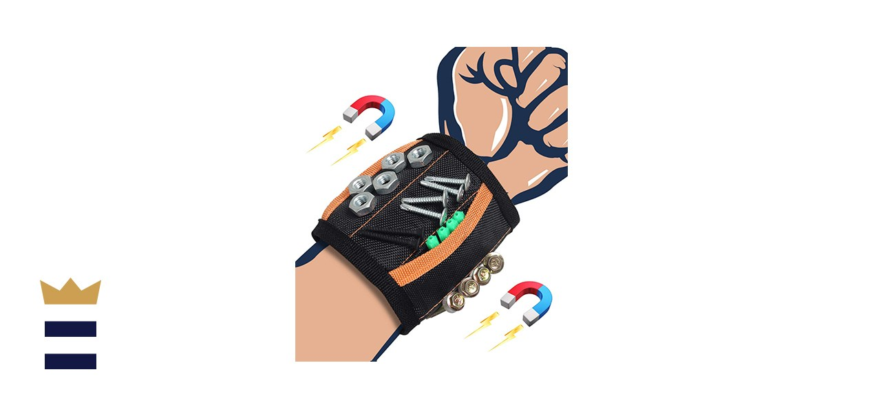 Magnetic Tool Accessory Wristband