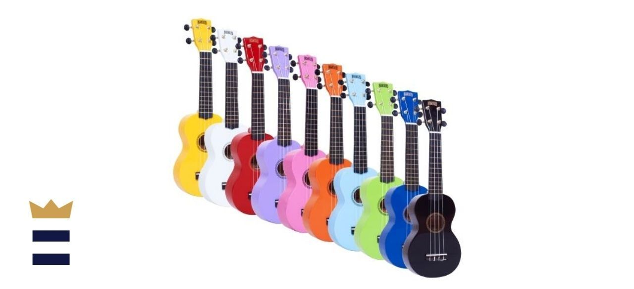 Mahalo 4-String Rainbow Series Ukulele