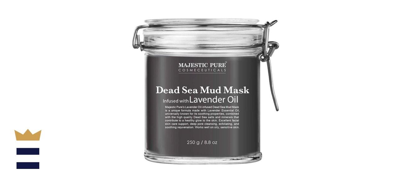 Majestic Pure Dead Sea Mud Mask with Lavender Oil