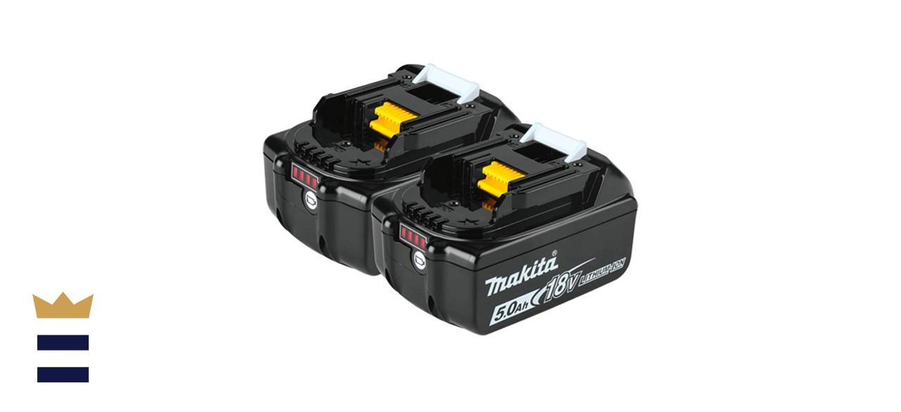 Makita BL1850B-2 battery pack