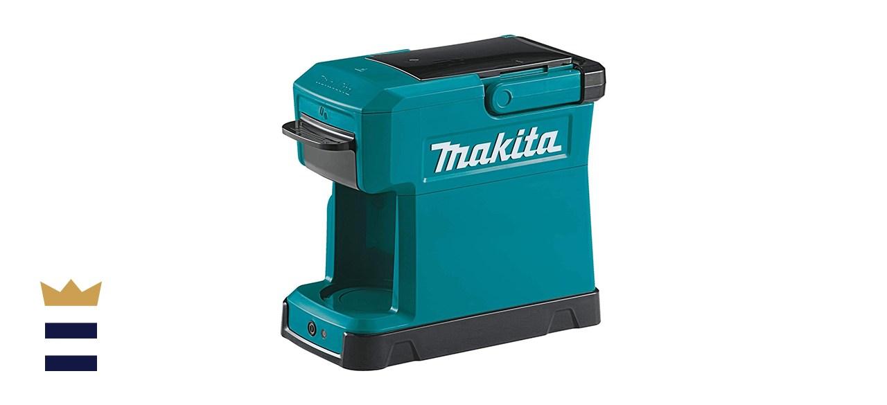 Makita Lithium-Ion Cordless Coffee Maker