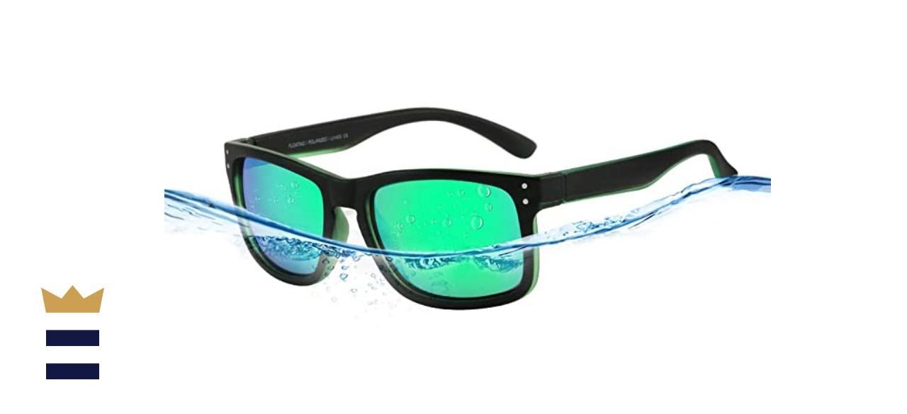 MALIDAK Polarized Floating Sunglasses