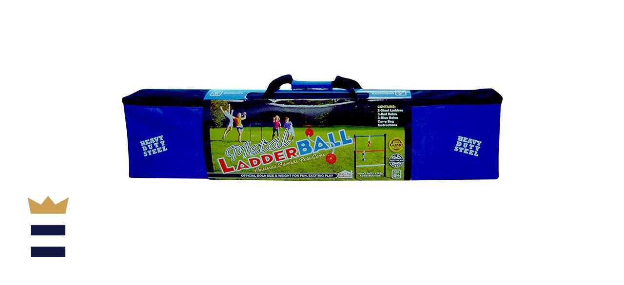 Maranda Enterprises Ladder Ball Pro Steel Set