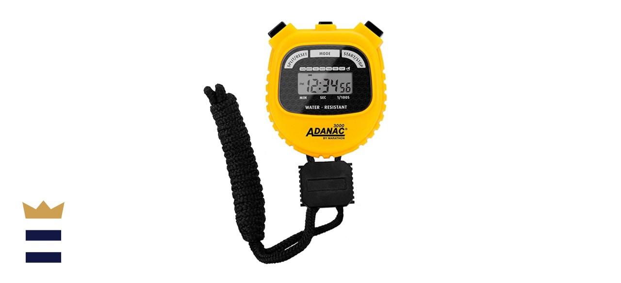 Marathon Adanac 3000 Digital Stopwatch Timer