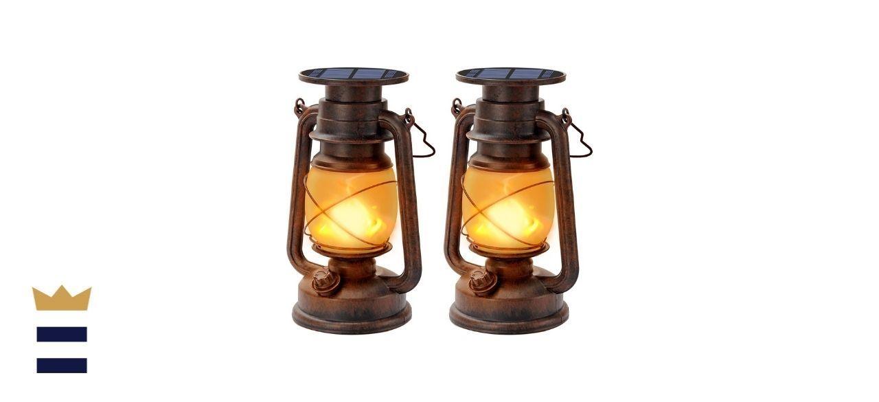 Marlrin LED Vintage Lantern