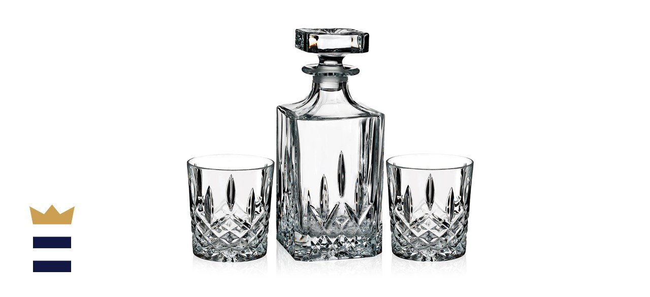 Marquis by Waterford Markham 3-Piece Decanter Set