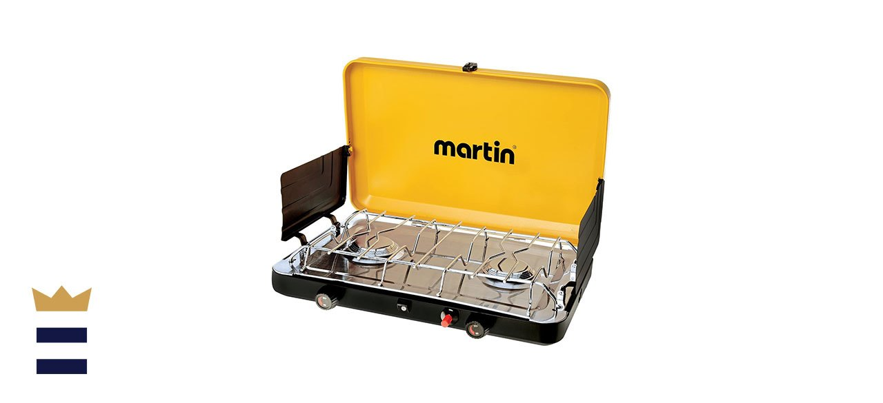 MARTIN 2 Burner Propane Stove
