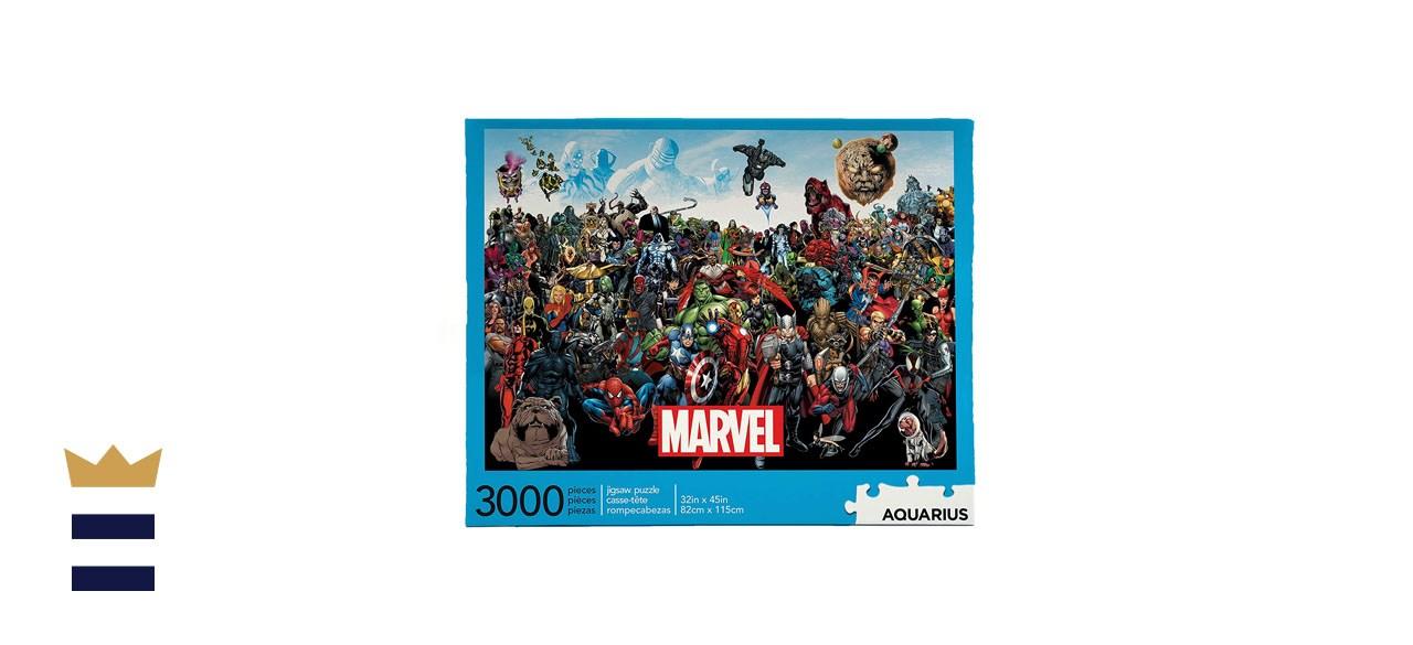 Marvel Comics Cast