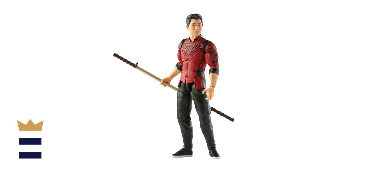 Marvel Hasbro Legends Series Shang-Chi and The Legend of The Ten Rings