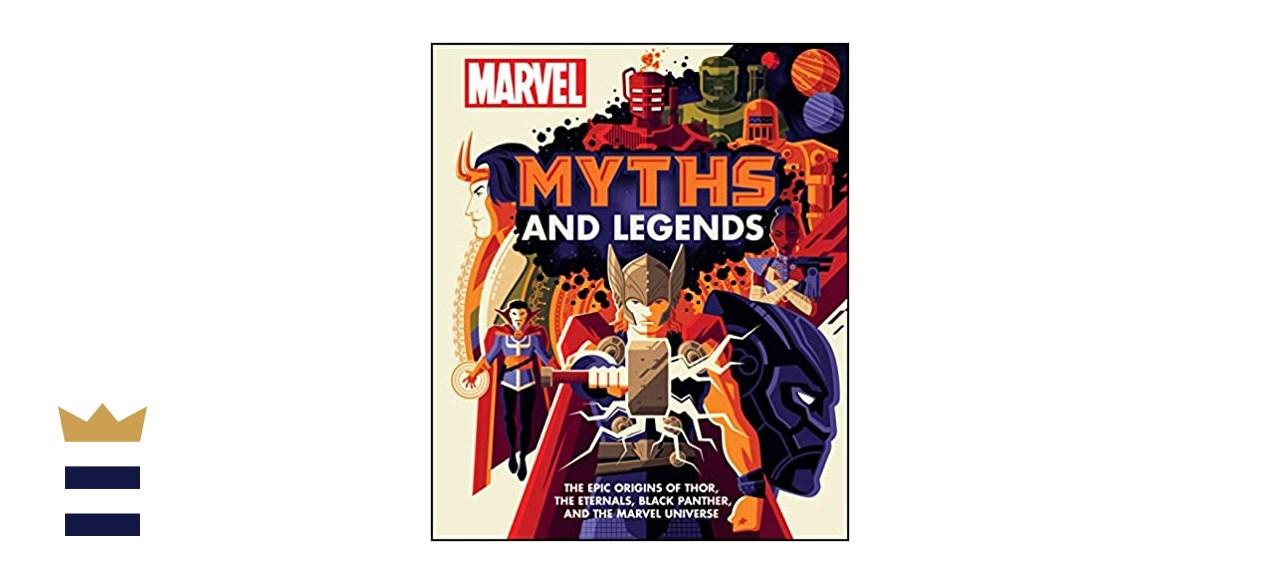 """Marvel Myths and Legends"""