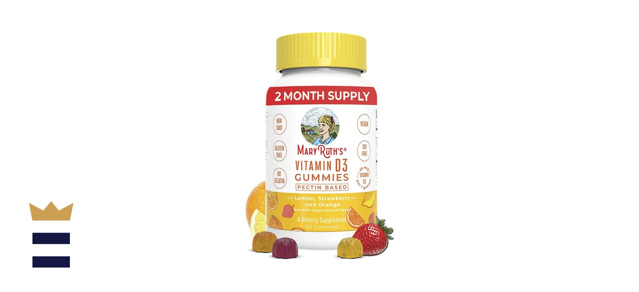 Mary Ruth's Vitamin D3 Gummies